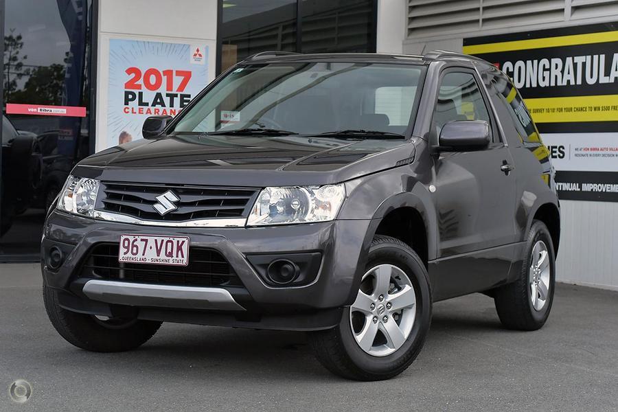2015 Suzuki Grand Vitara Navigator JB