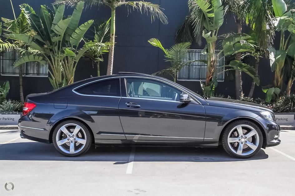 2013 Mercedes-Benz C 350 Coupe