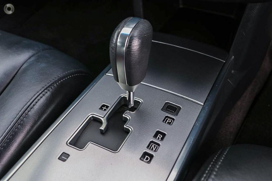 2007 Nissan Maxima ST-L