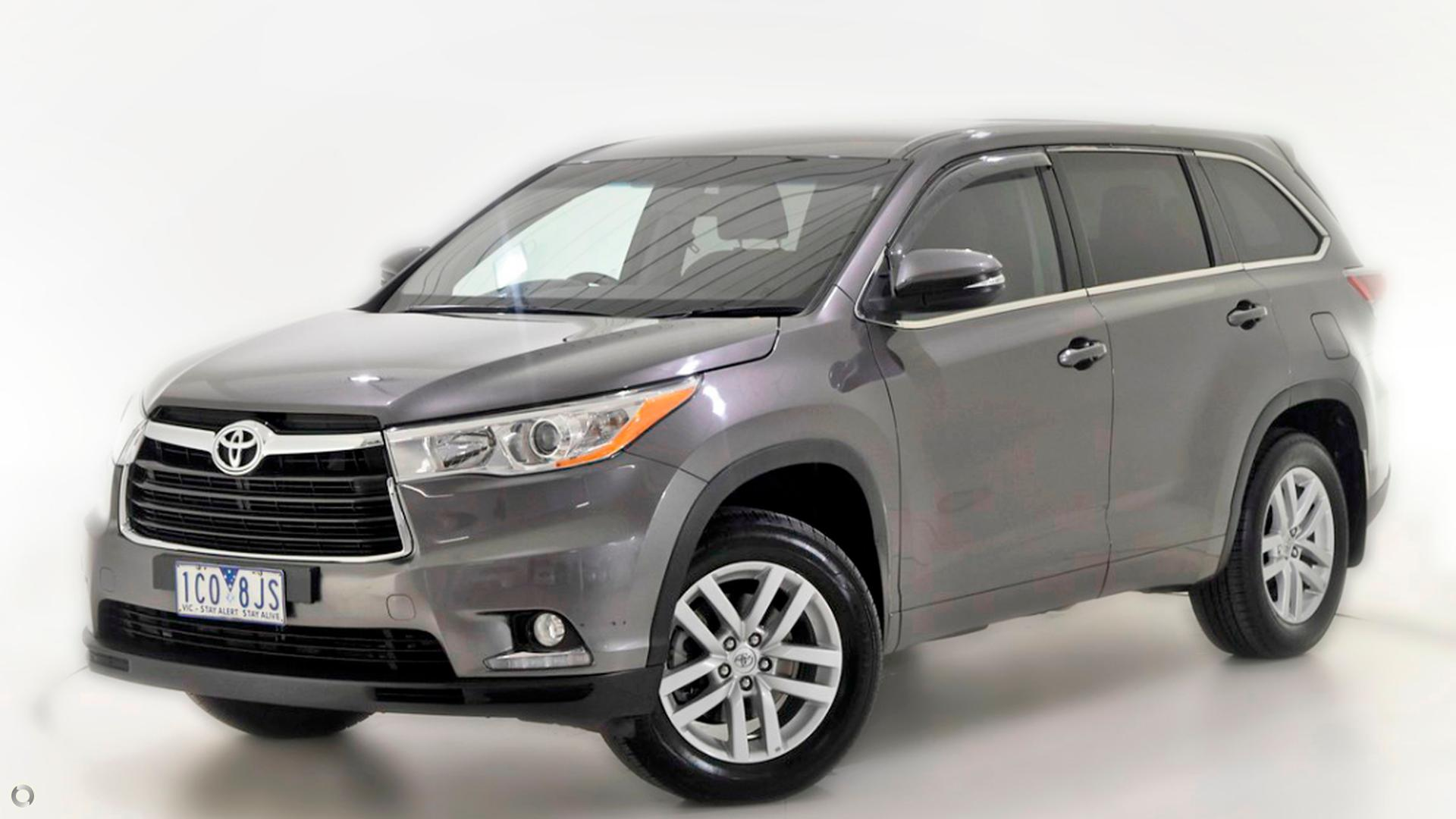 2014 Toyota Kluger Gx