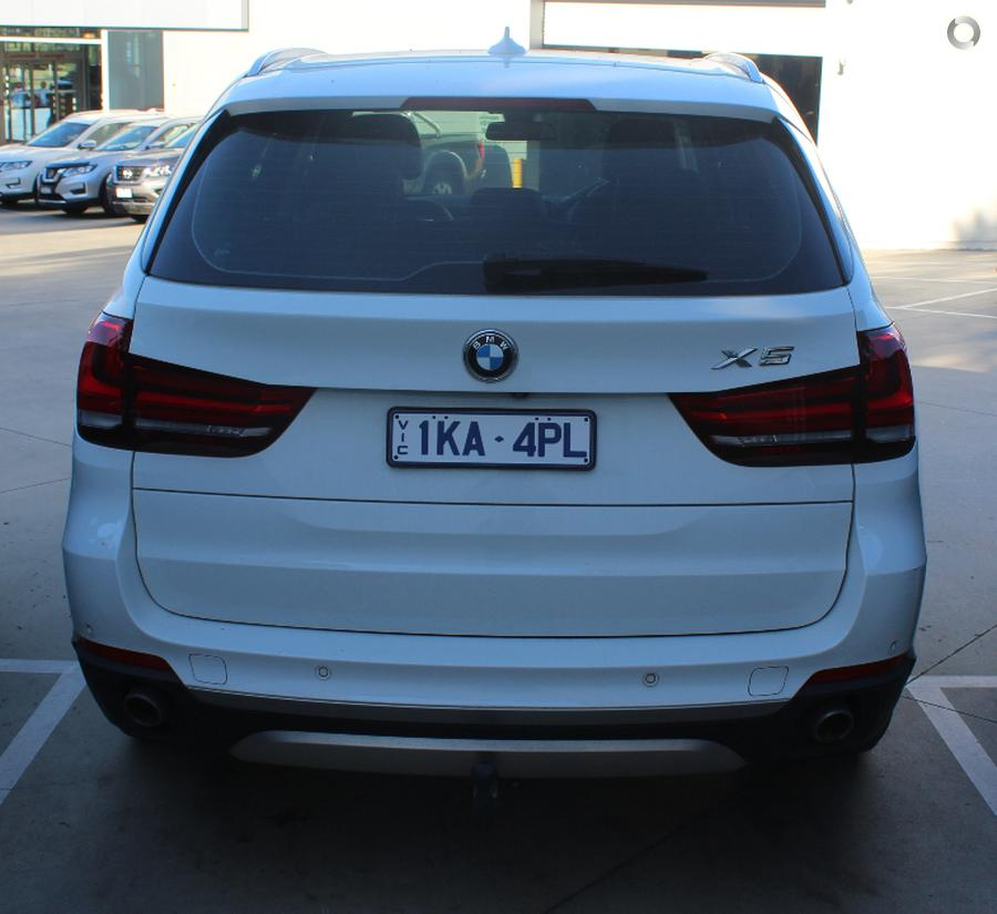 2014 BMW X5 sDrive25d F15