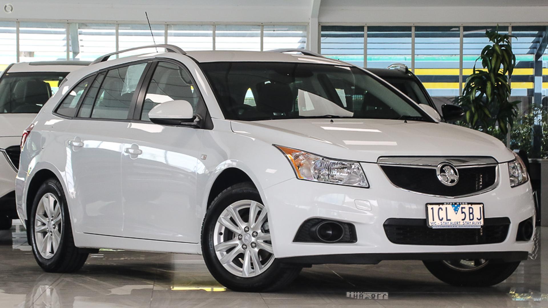 2014 Holden Cruze Jh Series Ii