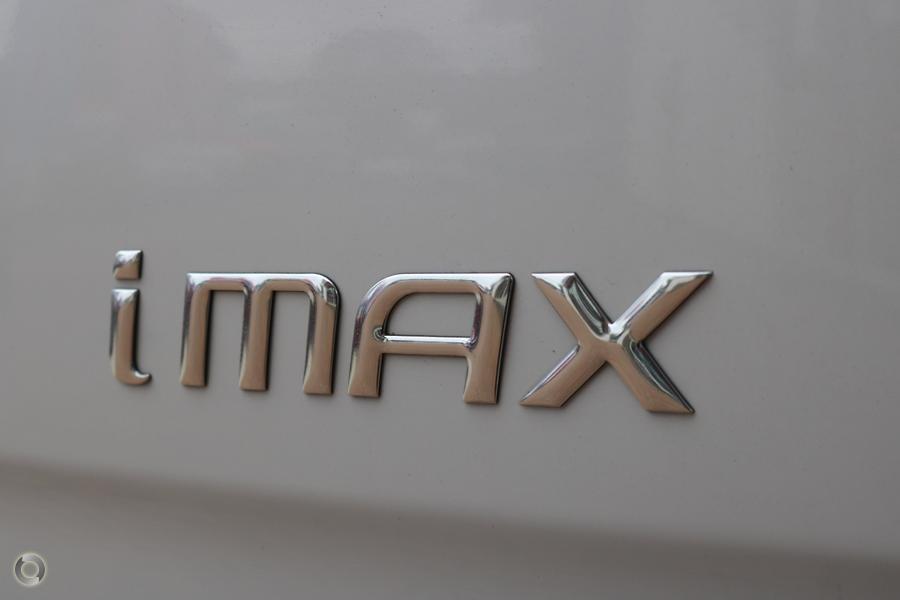 2015 Hyundai Imax  TQ3-W Series II