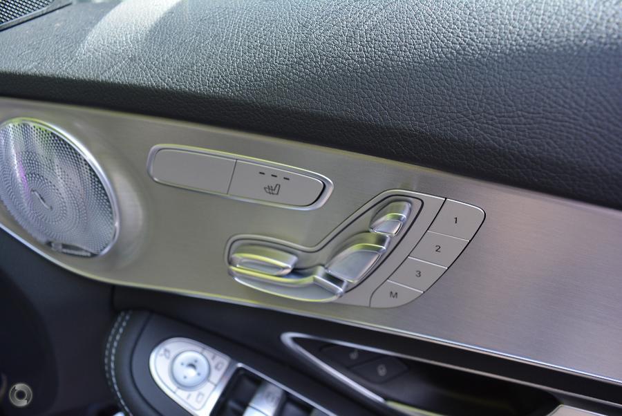 2017 Mercedes-Benz C 300 Wagon
