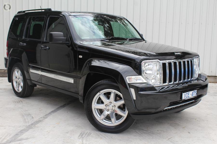 2012 Jeep Cherokee Limited KK