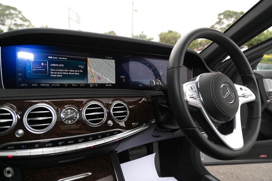 2017 Mercedes-Benz S 450 Sedan