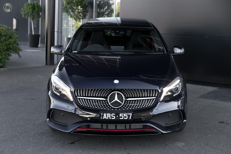 2016 Mercedes-Benz A 250 Hatch
