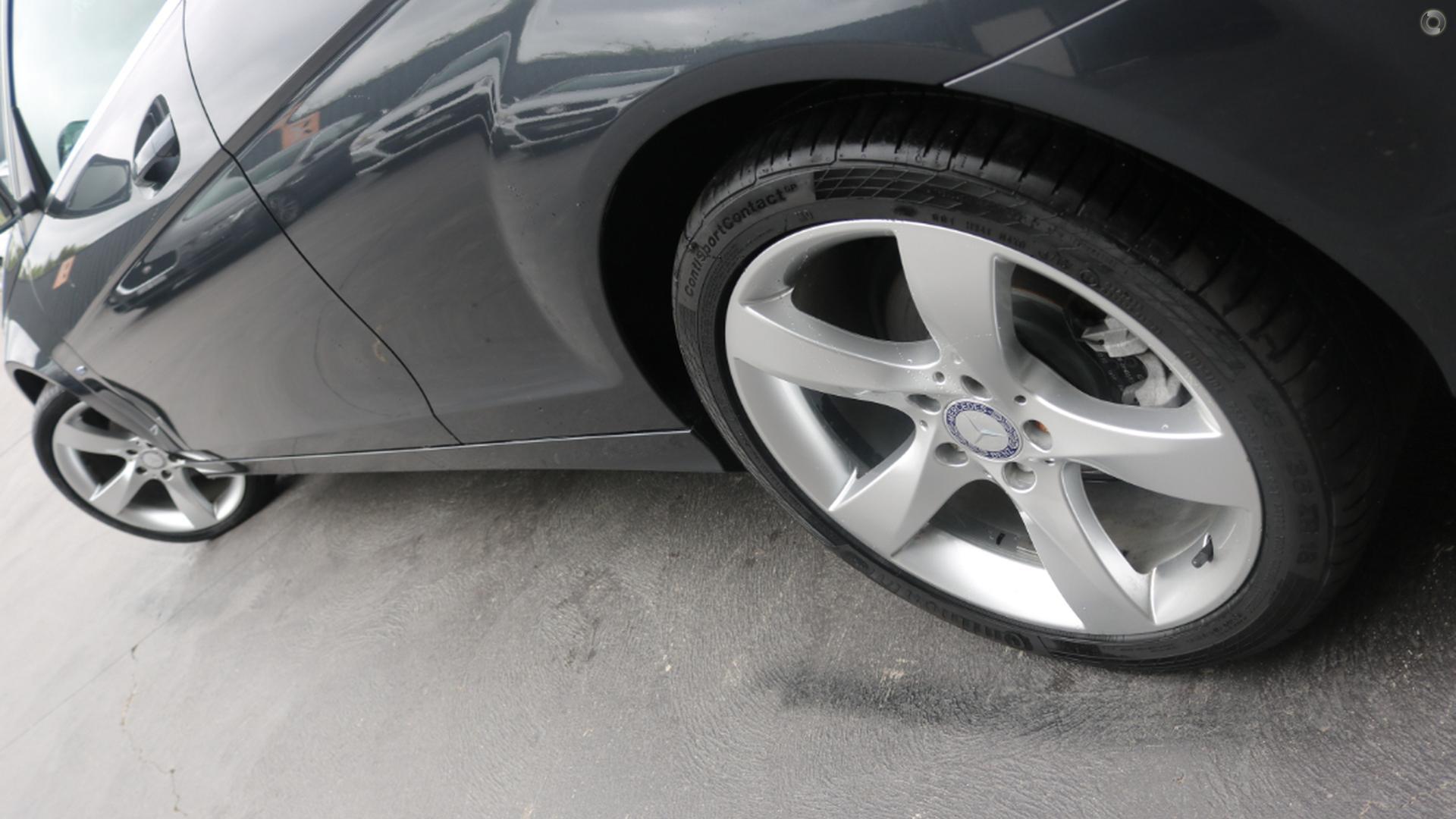 2011 Mercedes-benz C180 BlueEFFICIENCY C204