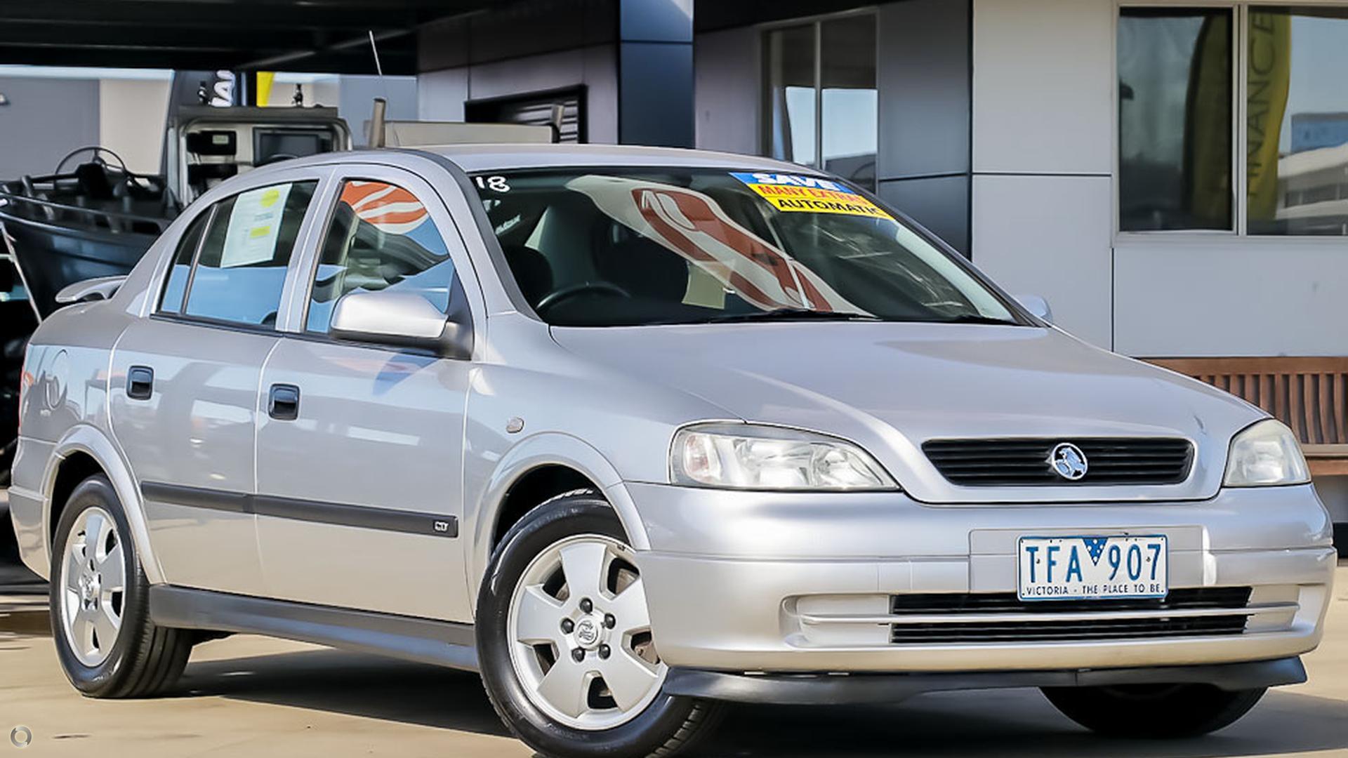 2004 Holden Astra CD TS