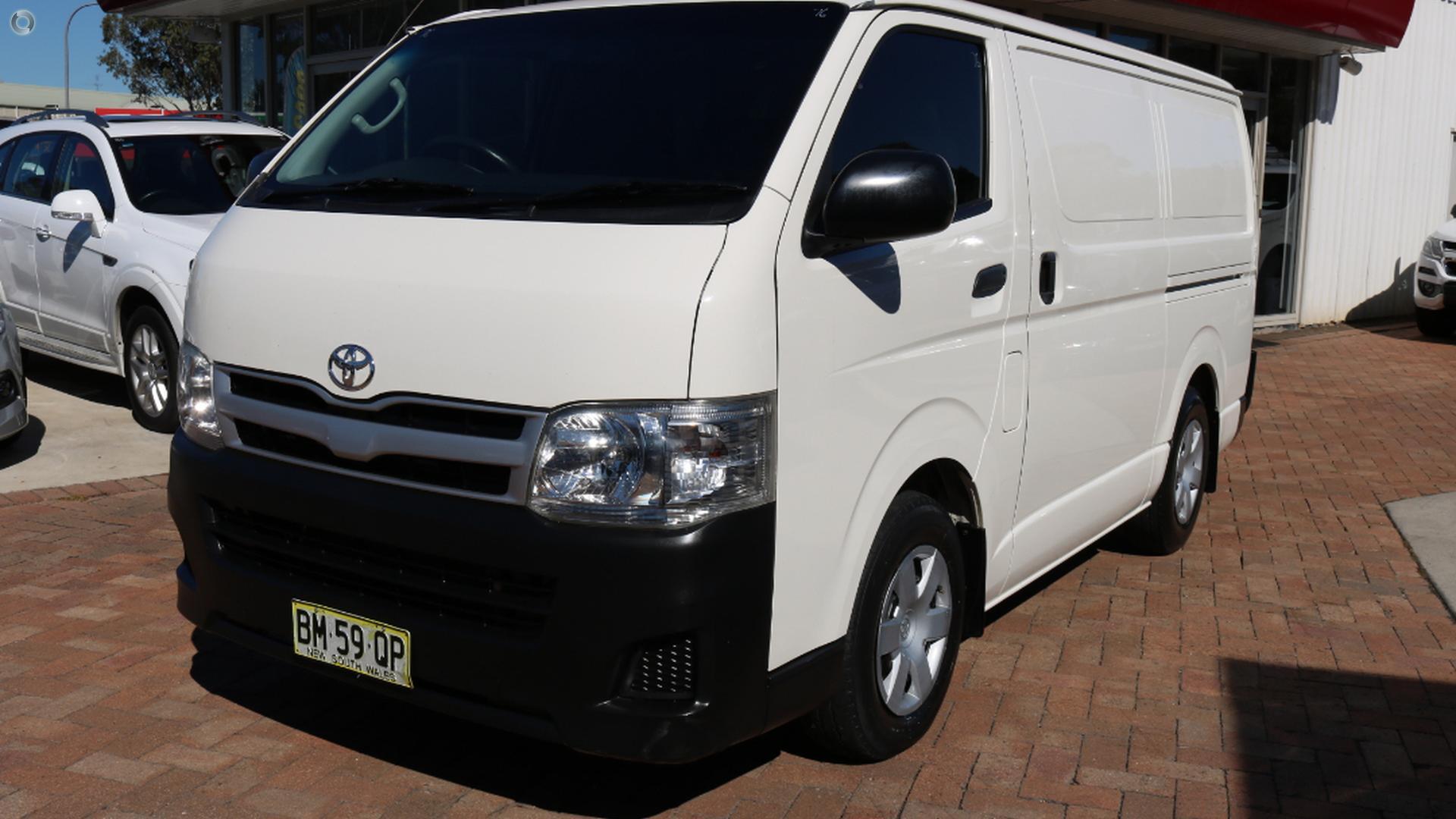 2011 Toyota Hiace KDH201R