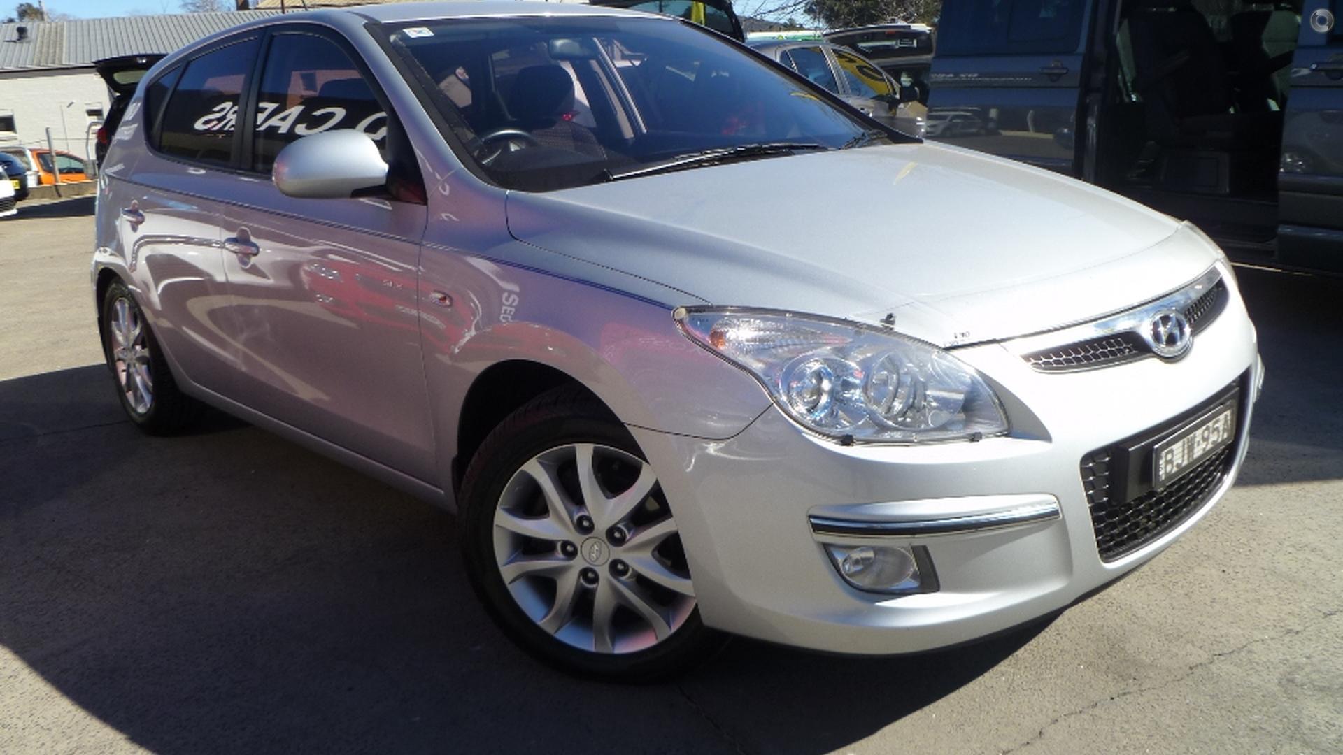 2009 Hyundai I30 Slx