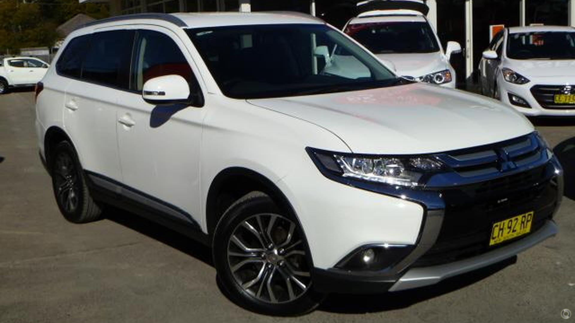 2016 Mitsubishi Outlander Xls