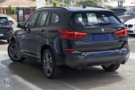 2016 BMW X 1 sDrive20i