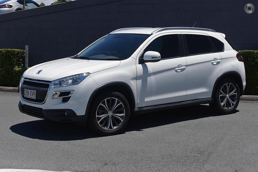 2013 Peugeot 4008 Active (No Series)