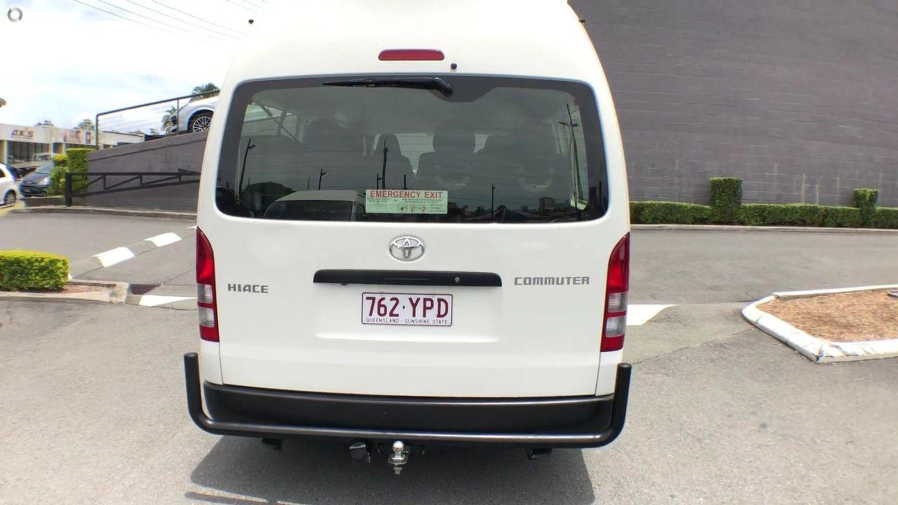 2017 Toyota Hiace Commuter KDH223R