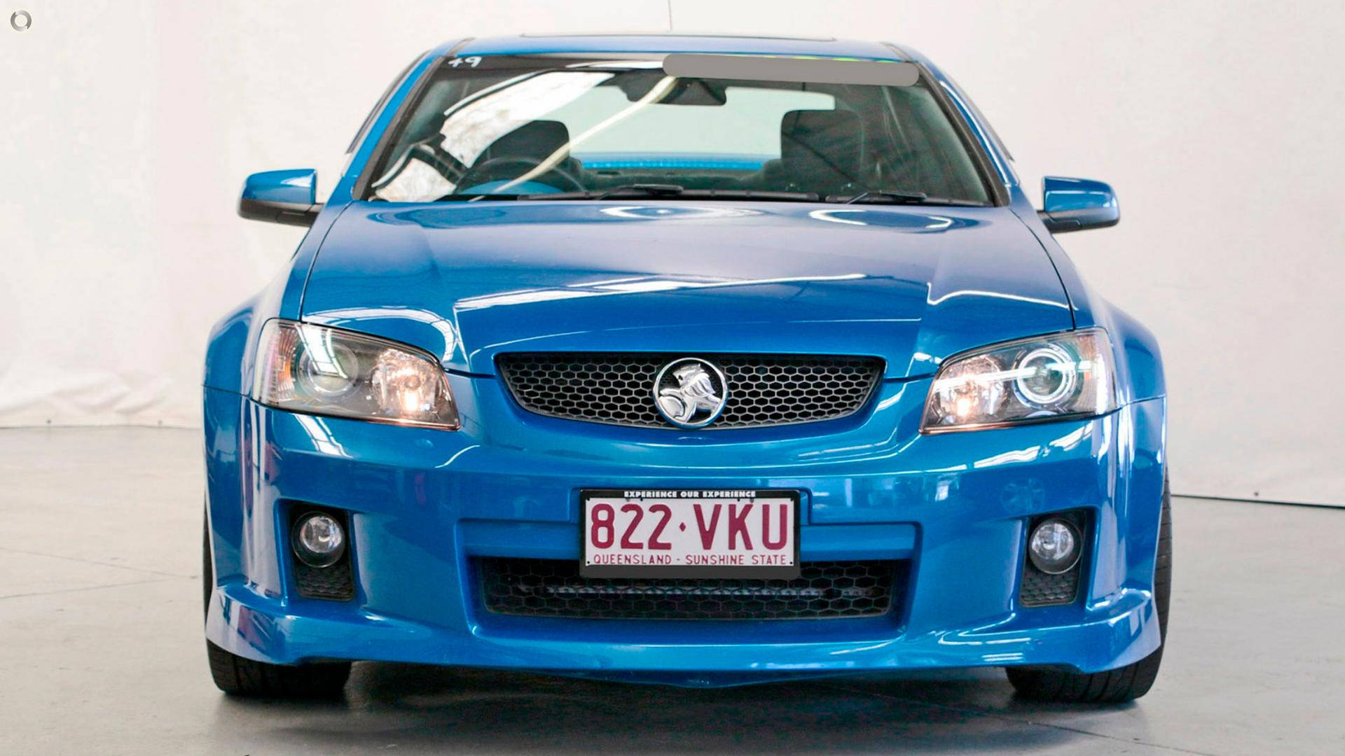 2009 Holden Commodore SS V VE
