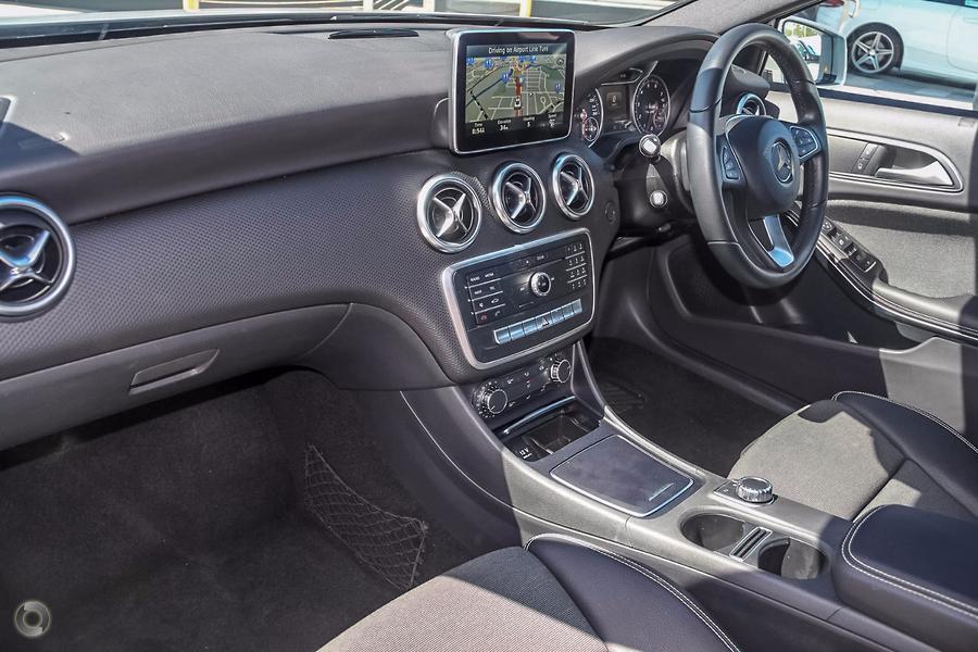 2016 Mercedes-Benz A 180 Hatch