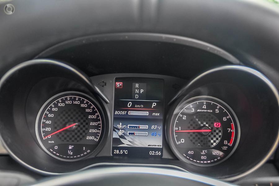 2017 Mercedes-Benz C 43 Cabriolet