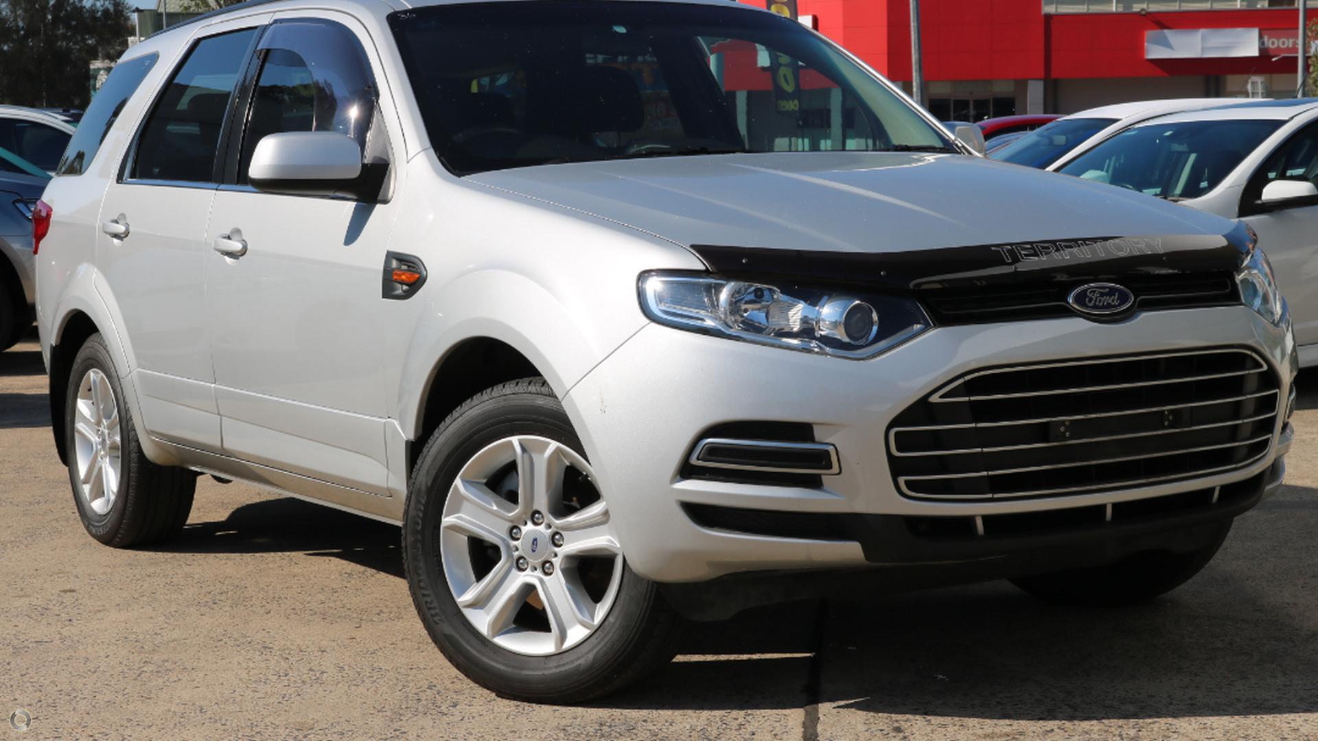2013 Ford Territory Tx