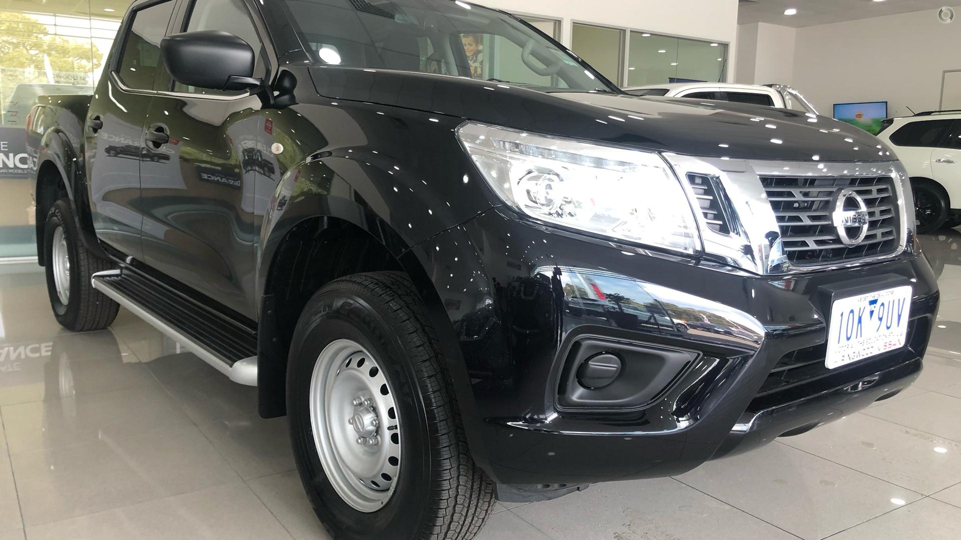 2018 Nissan Navara SL