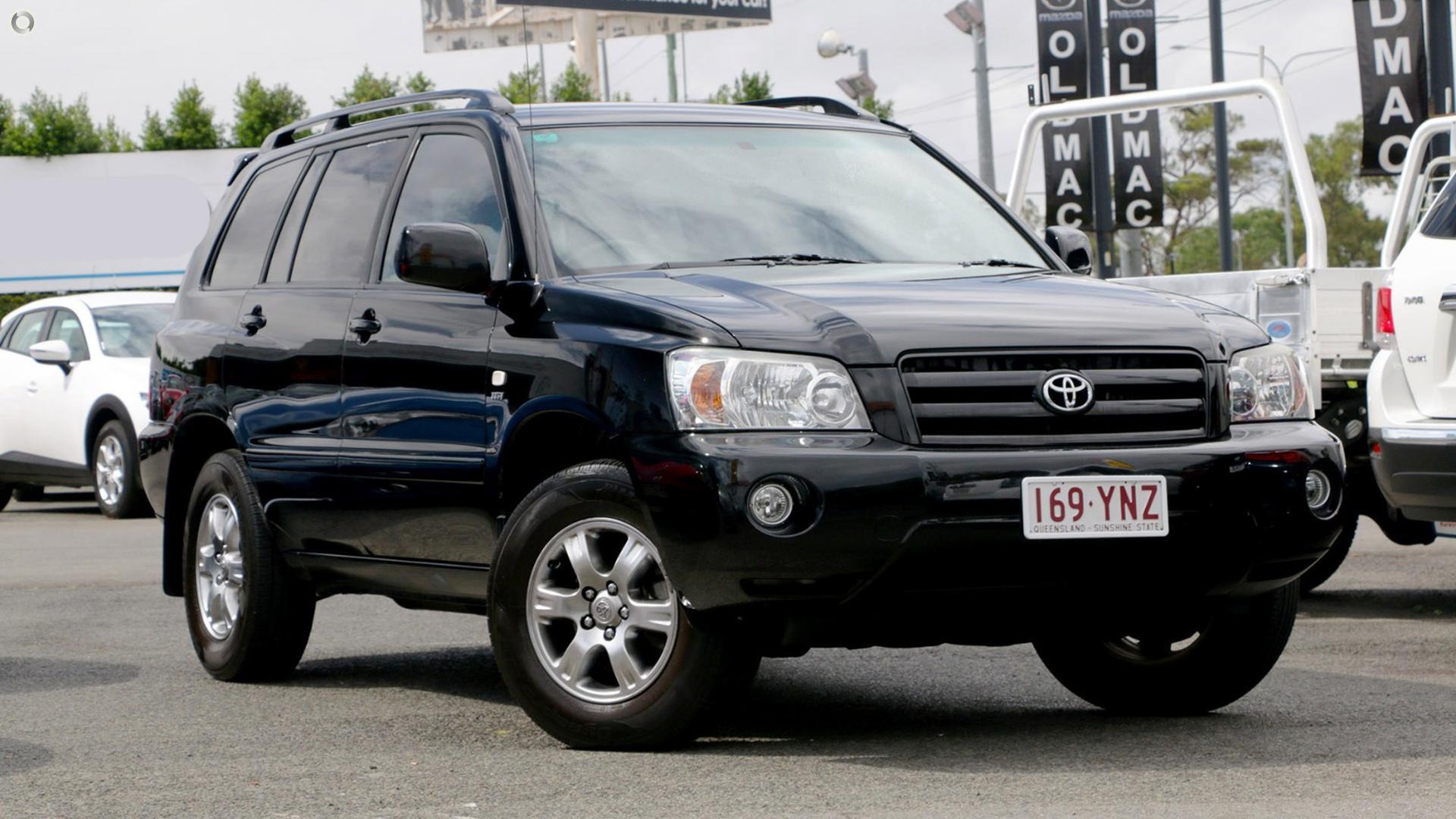 2006 Toyota Kluger Cvx