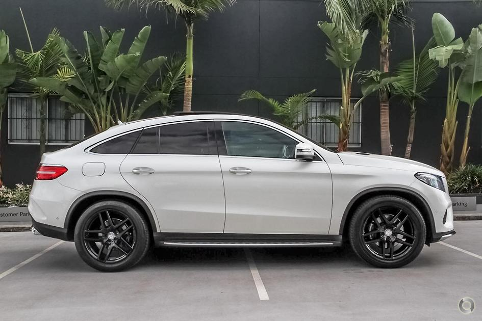 2016 Mercedes-Benz GLE 350 Coupe