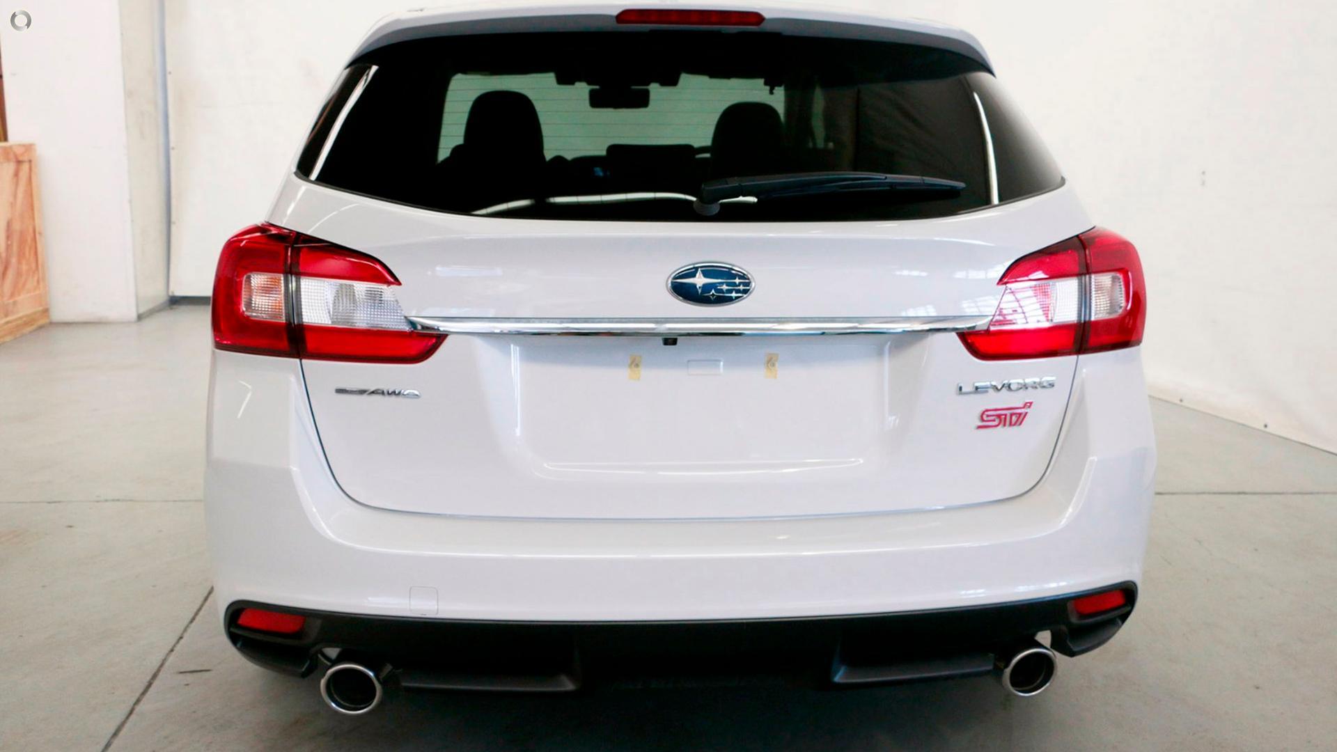 2018 Subaru Levorg 2.0 STI Sport V1