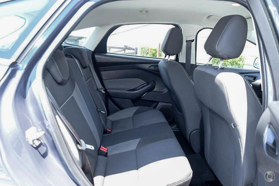 2014 Ford Focus Ambiente LW MKII