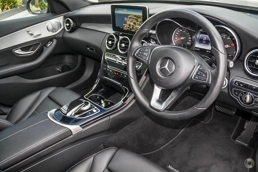 2016 Mercedes-Benz C 200 Wagon