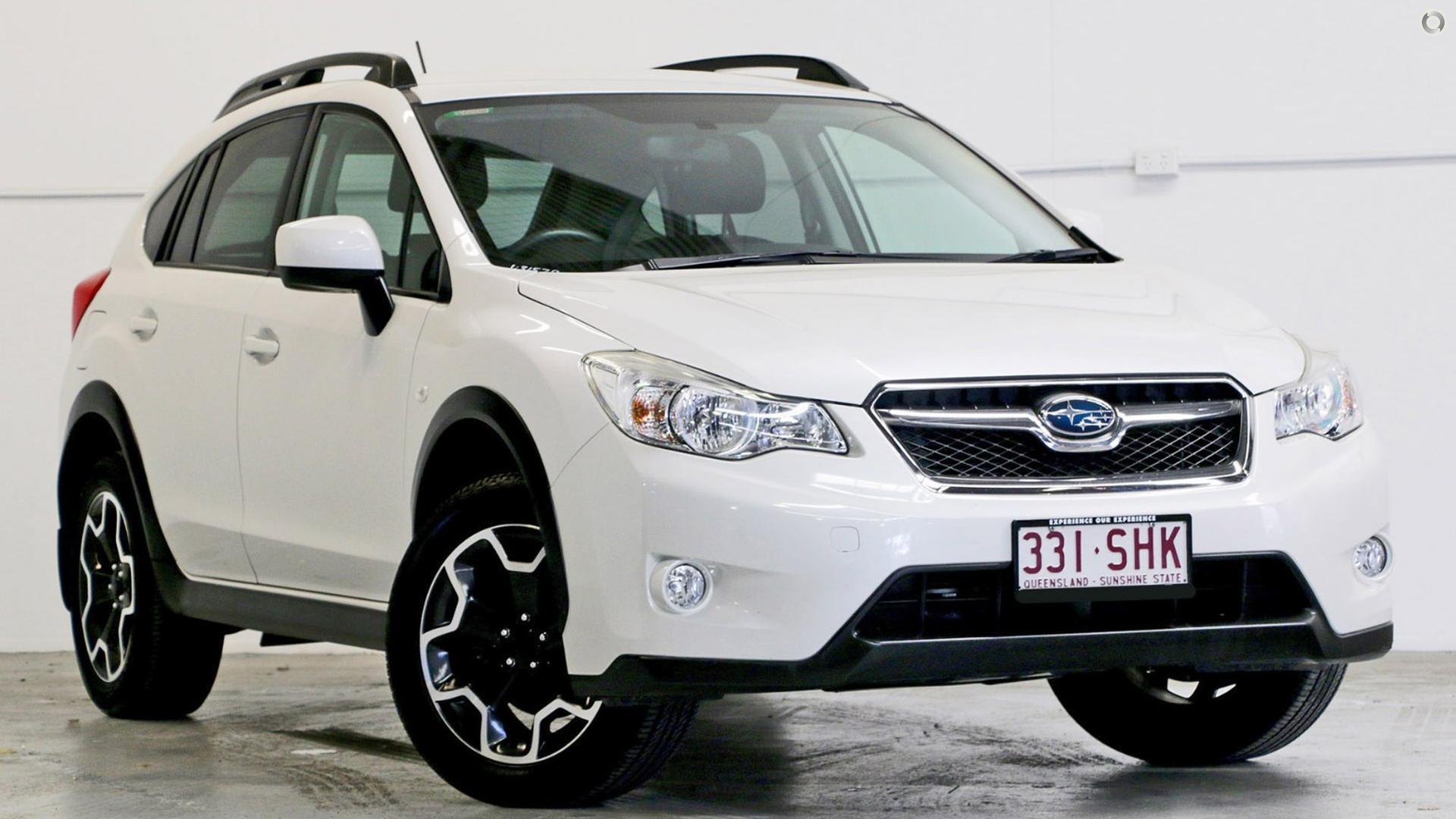 2012 Subaru Xv 2.0i-L G4X