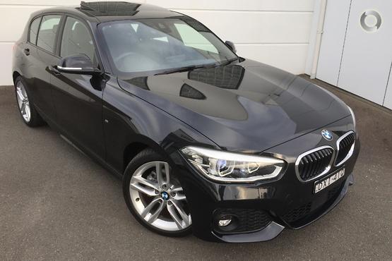 2017 BMW 120 i M Sport