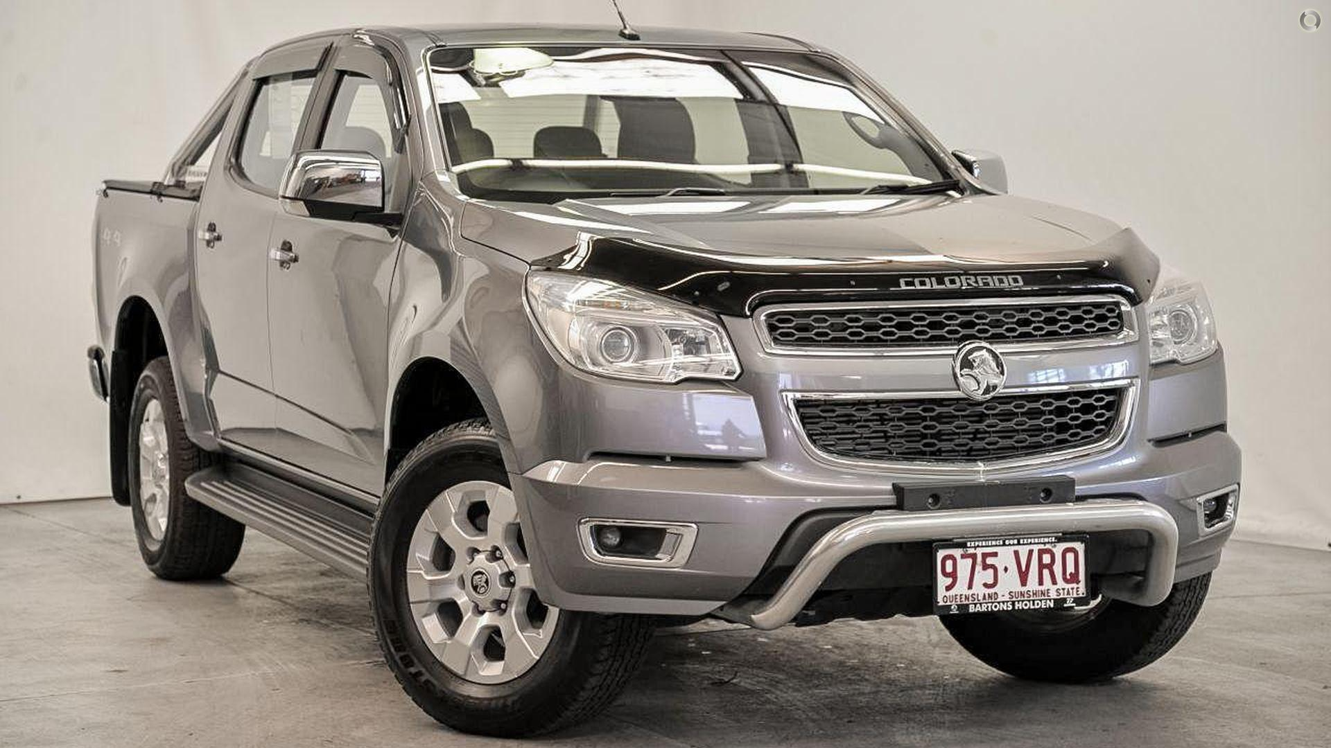 2015 Holden Colorado Ltz