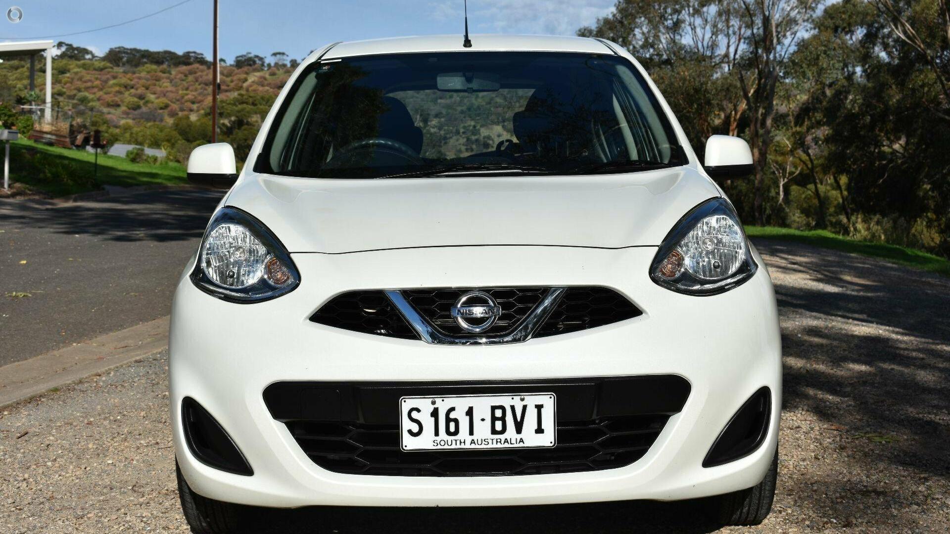 2016 Nissan Micra ST K13