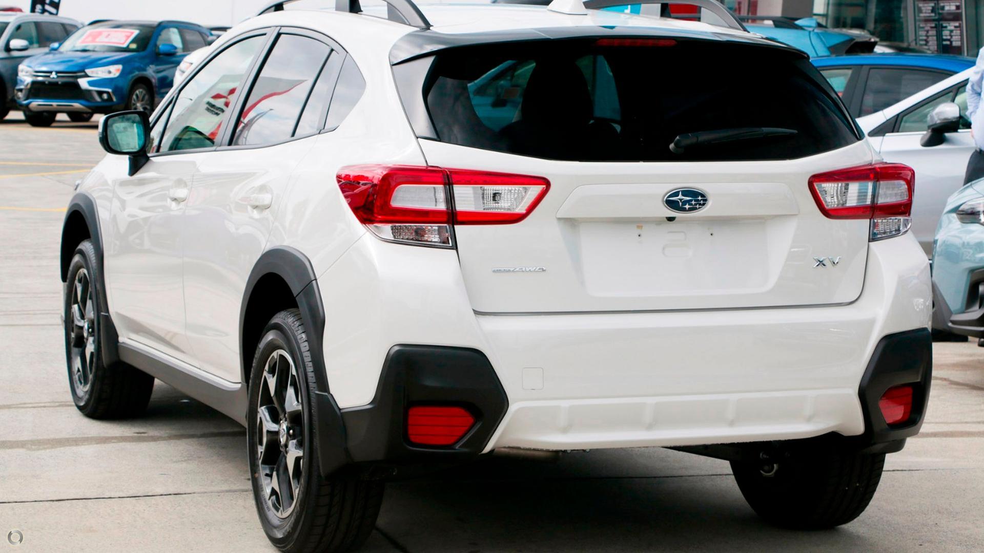 2018 Subaru Xv 2.0i Premium G5X