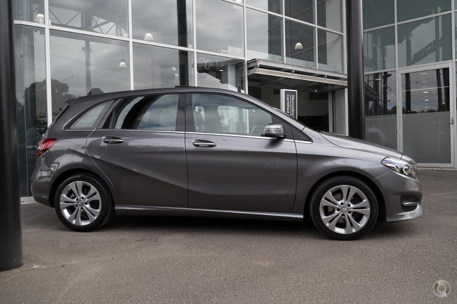 2015 Mercedes-Benz B 200 CDI Hatch