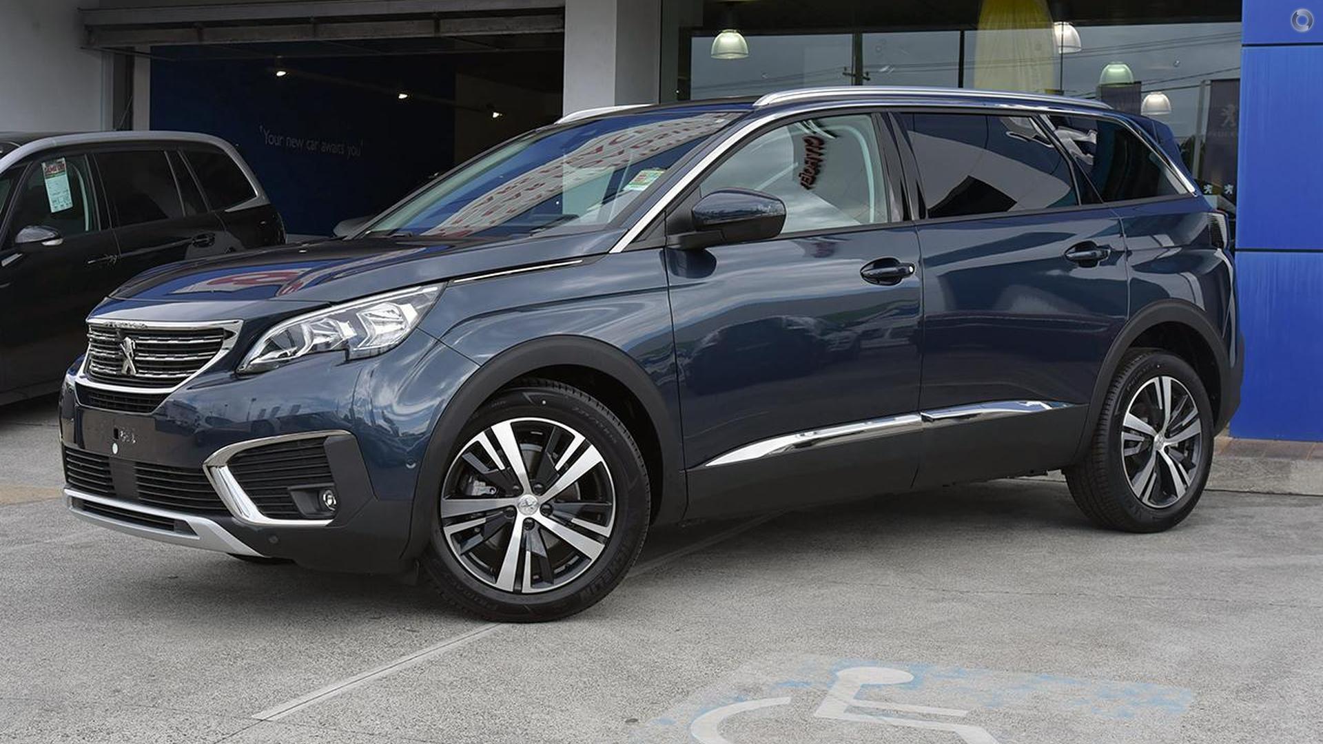 2017 Peugeot 5008 (No Series)