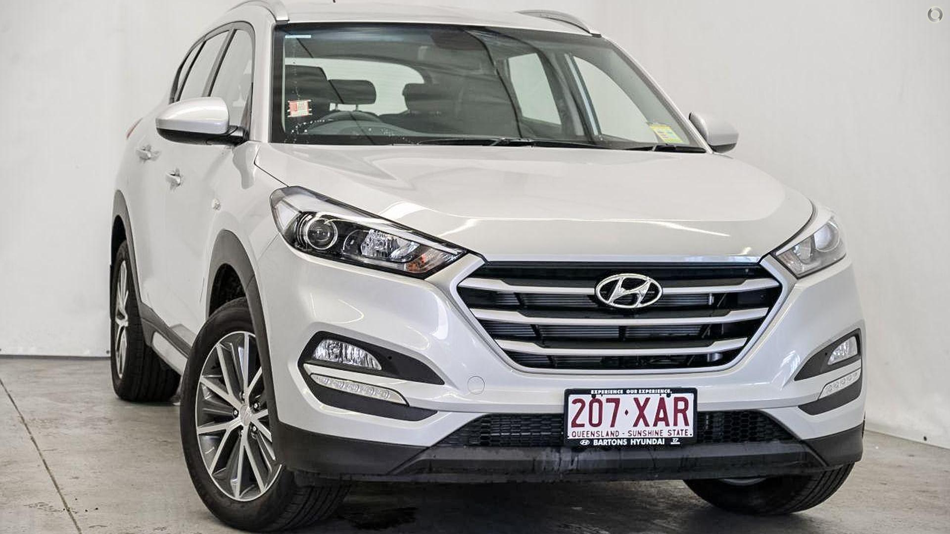 2016 Hyundai Tucson Active X