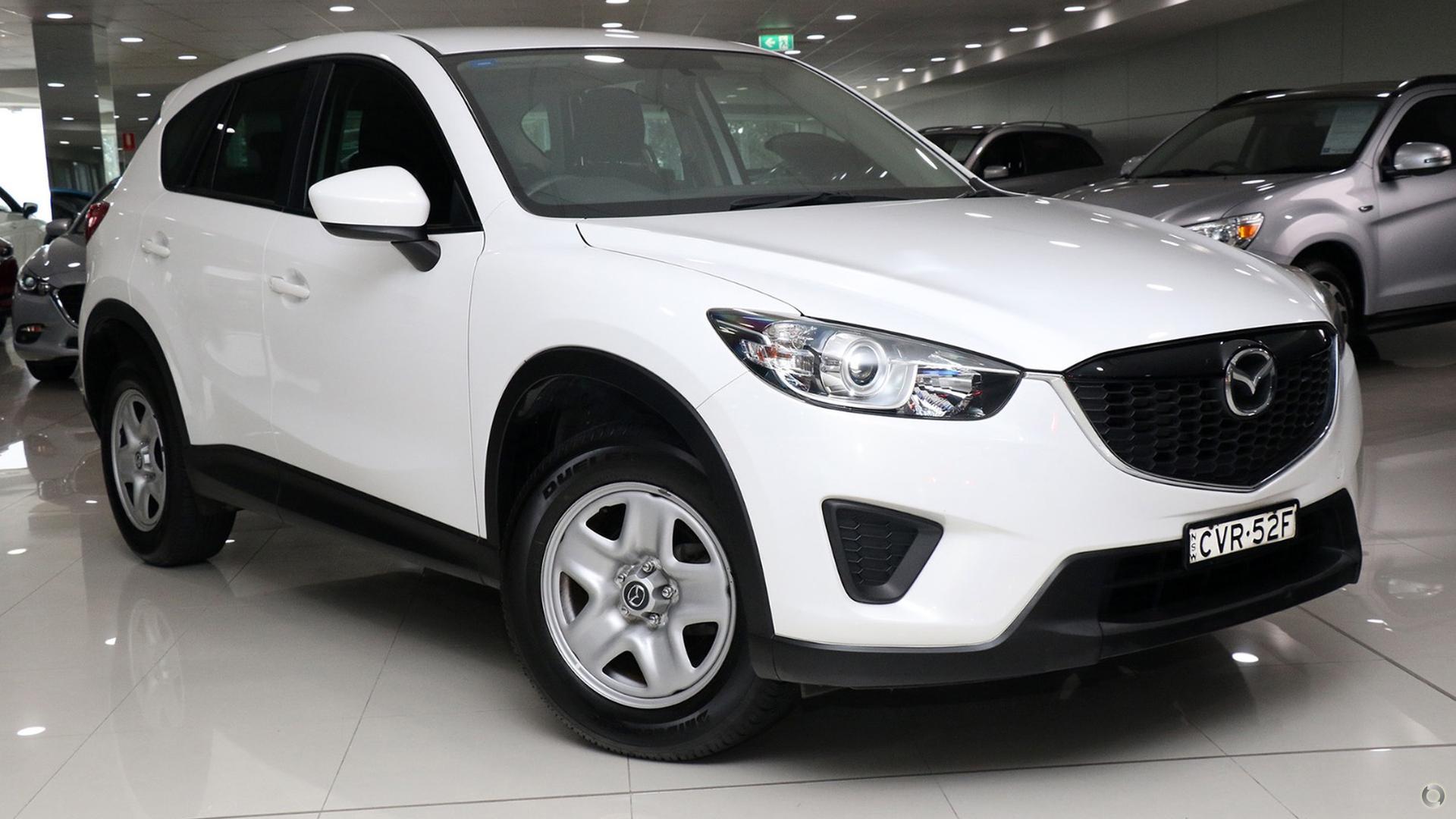 2014 Mazda Cx-5 Maxx