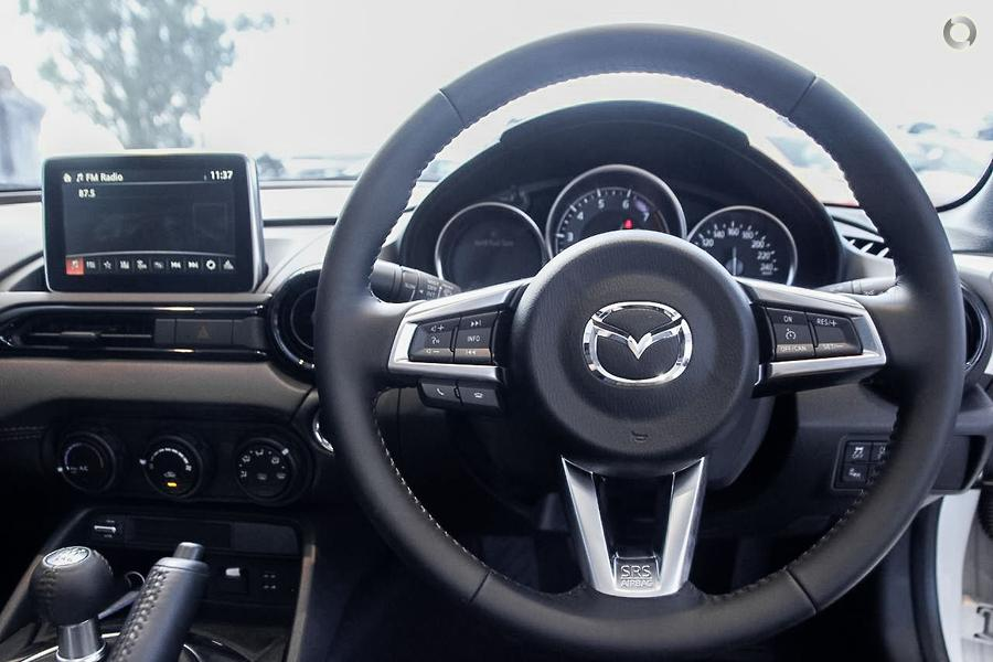 2017 Mazda Mx-5  ND