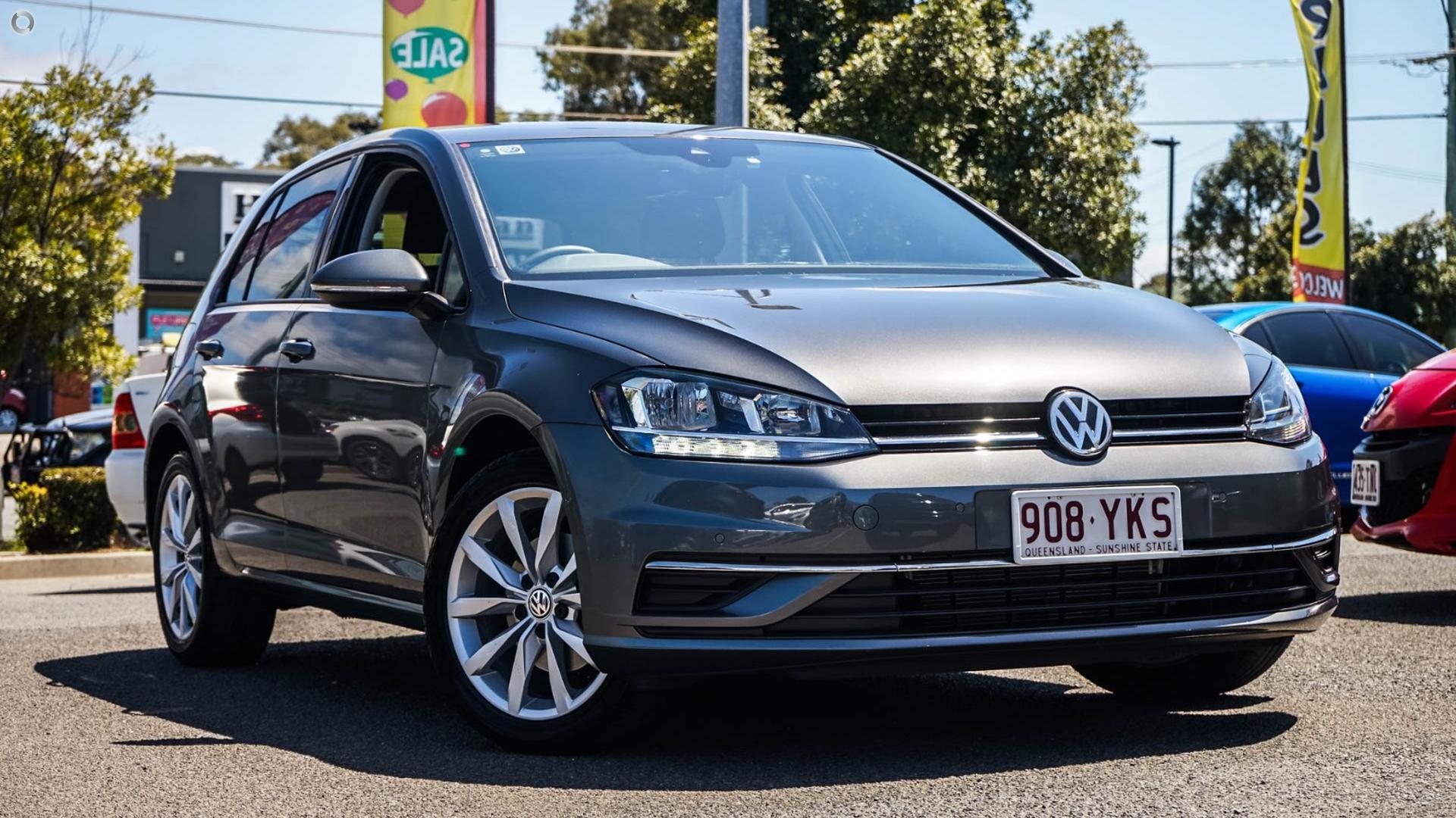 2017 Volkswagen Golf 110tsi Comfortline