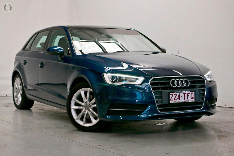 2013 Audi A3 Attraction 8V