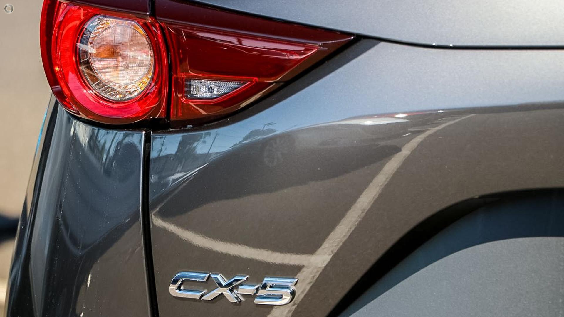 2018 Mazda Cx-5 Maxx KF Series