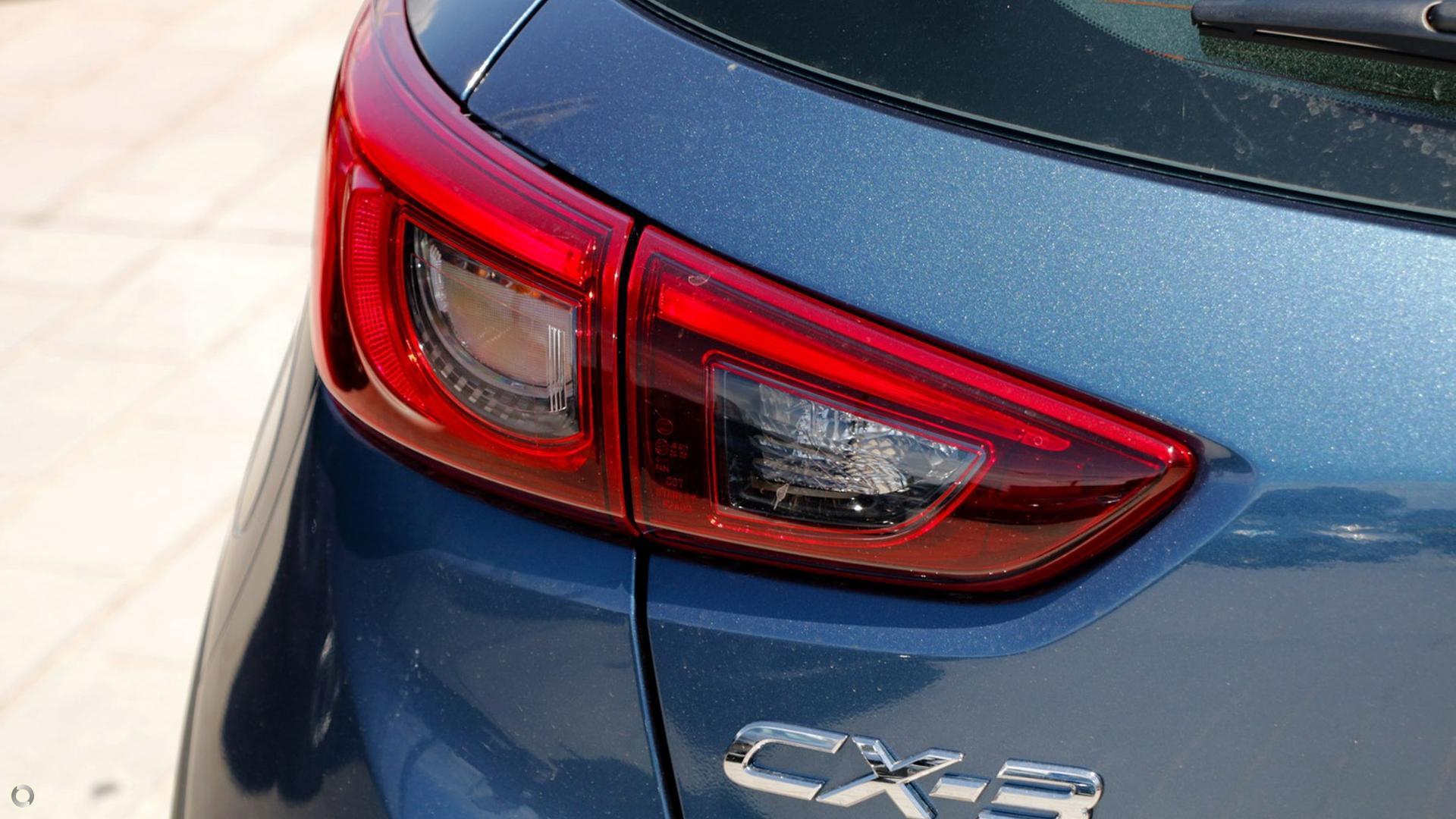 2018 Mazda Cx-3 Akari DK