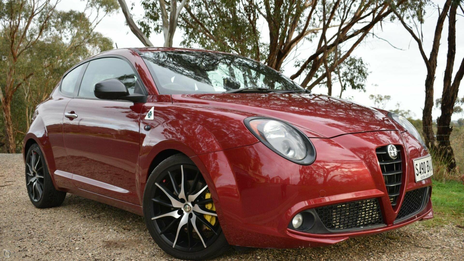 2013 Alfa Romeo Mito QV (No Series)