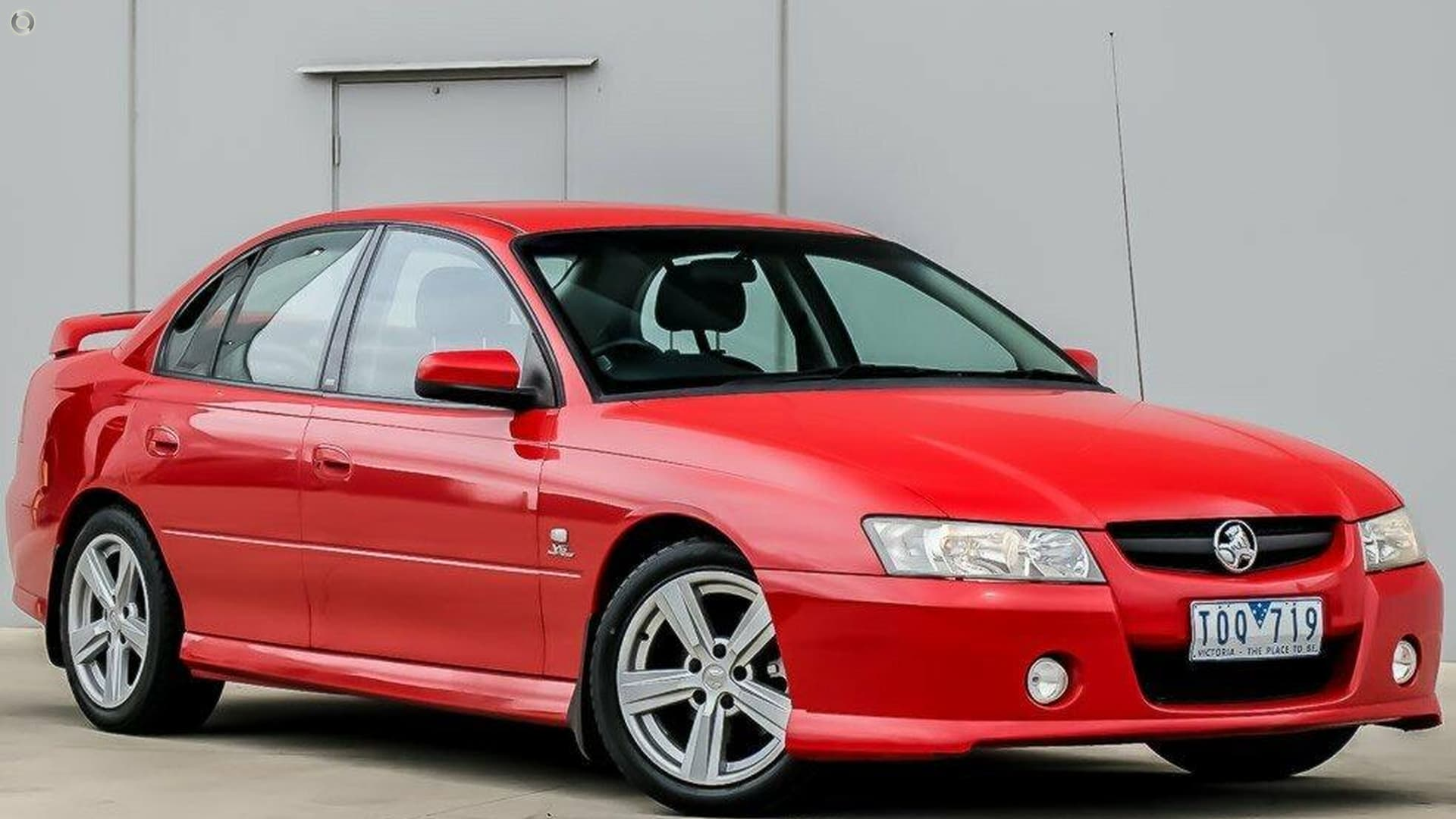 2005 Holden Commodore SV6 VZ