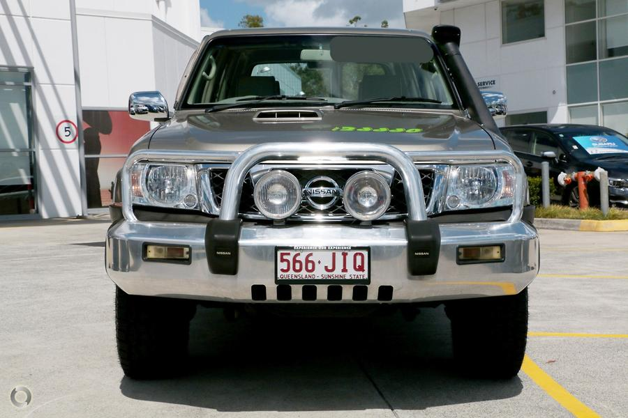 2006 Nissan Patrol ST-S GU IV