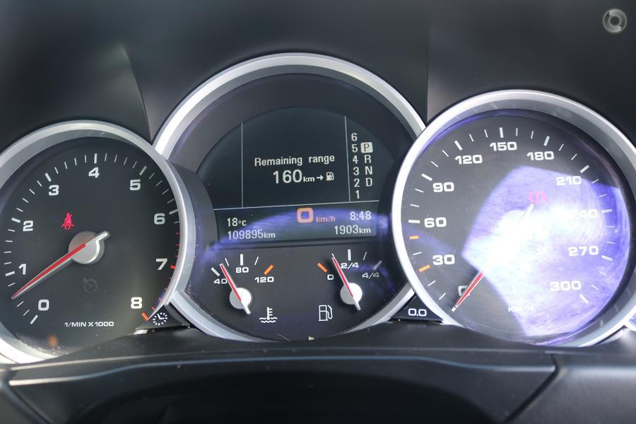2007 Porsche Cayenne Turbo 9PA