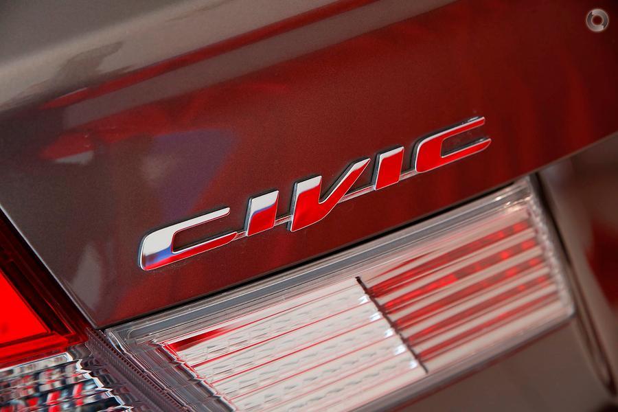 2013 Honda Civic VTi-L 9th Gen Ser II