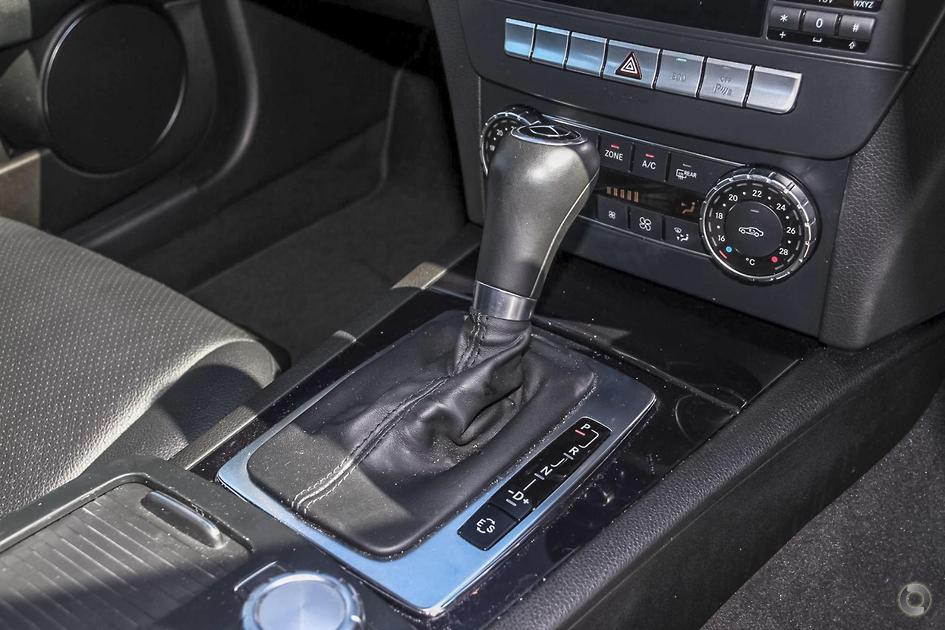 2012 Mercedes-Benz C 200 Sedan