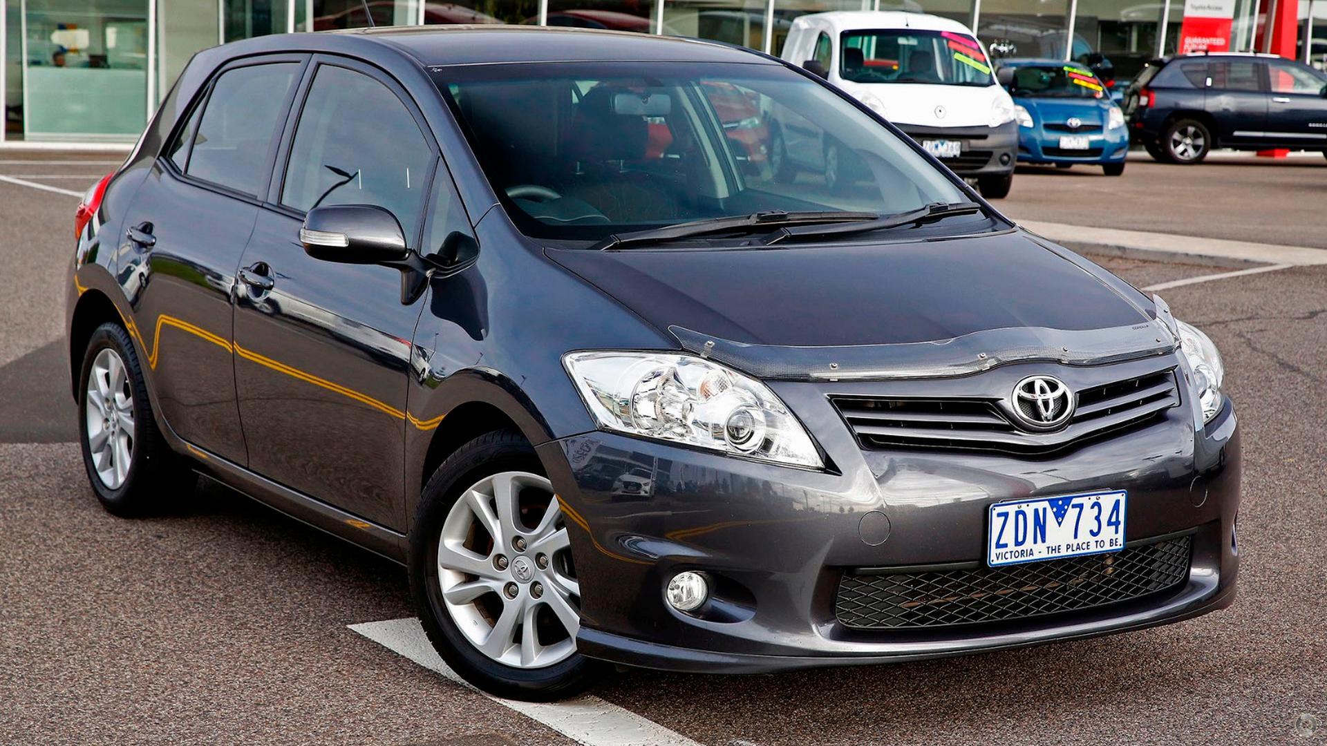 2012 Toyota Corolla ZRE152R